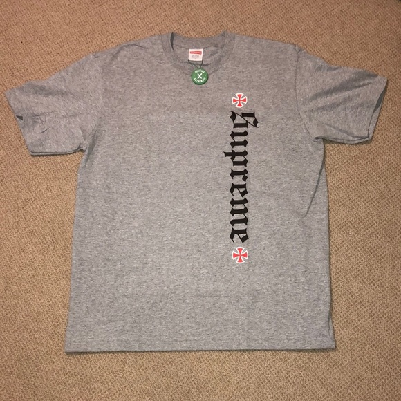 Authentic Supreme Independent T Shirt
